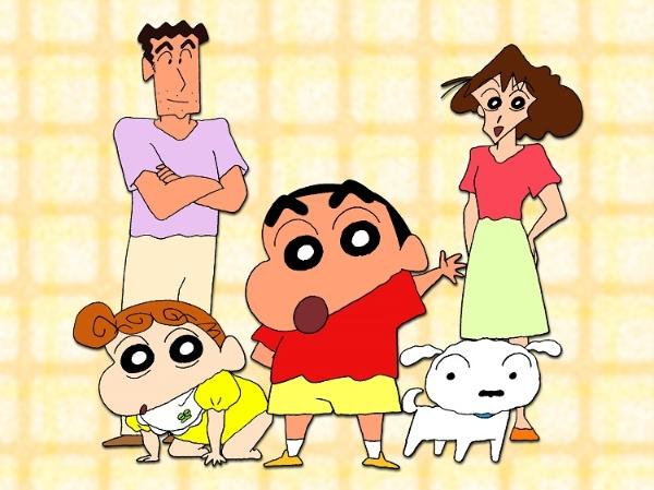 Shin chan クレヨンしんちゃん   tv asahi PROGRAM GUIDE